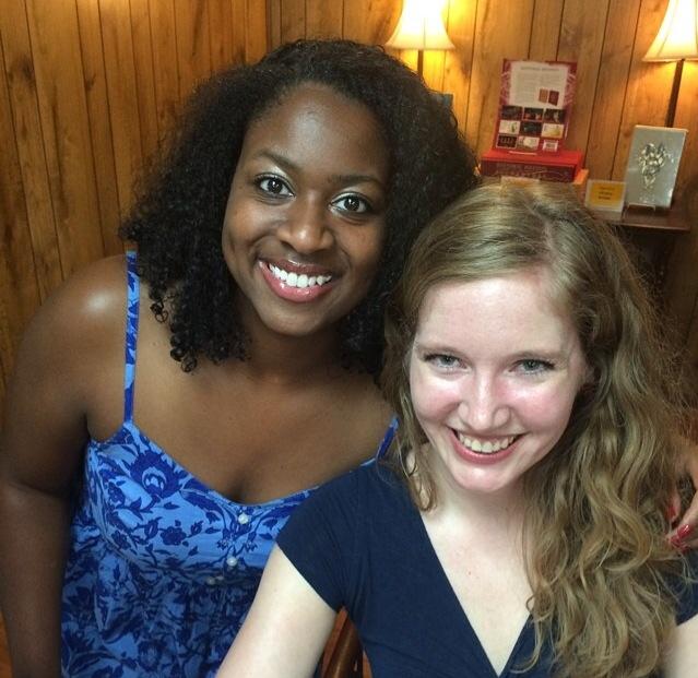Javacia and Carla Jean