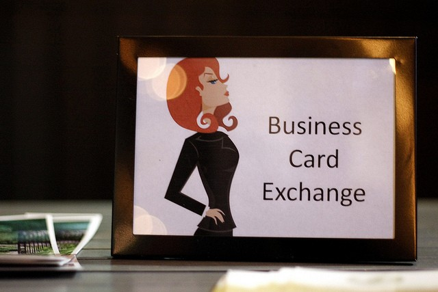 Do I Need Business Cards? - See Jane Write
