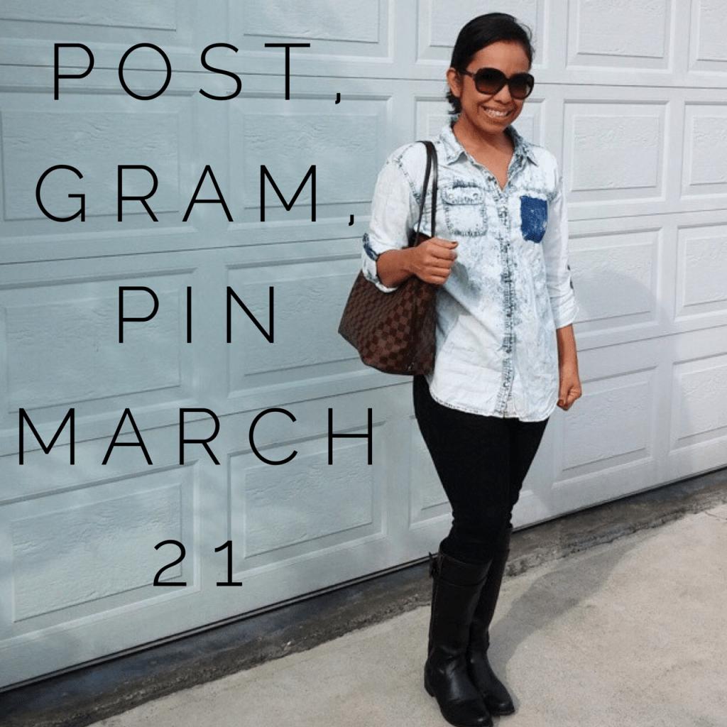 post gram pin