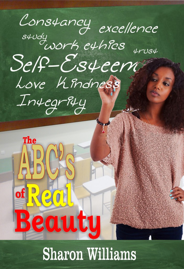ABC's of Real Beauty Book Cover