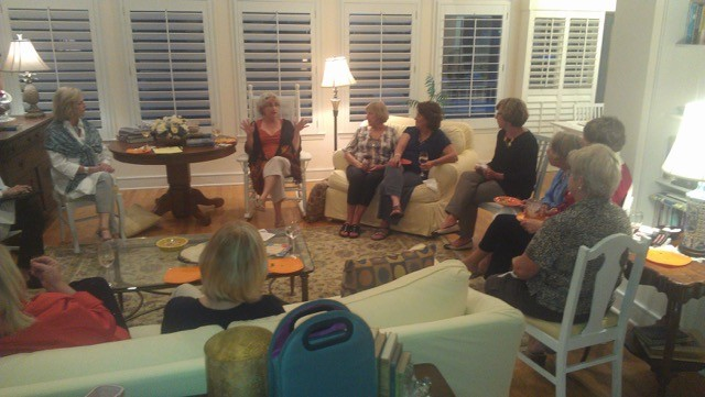 Book Club Orange Beach 2