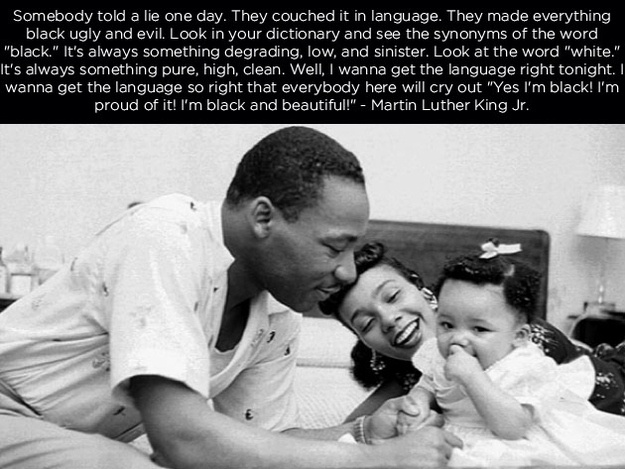 MLK black and beautiful