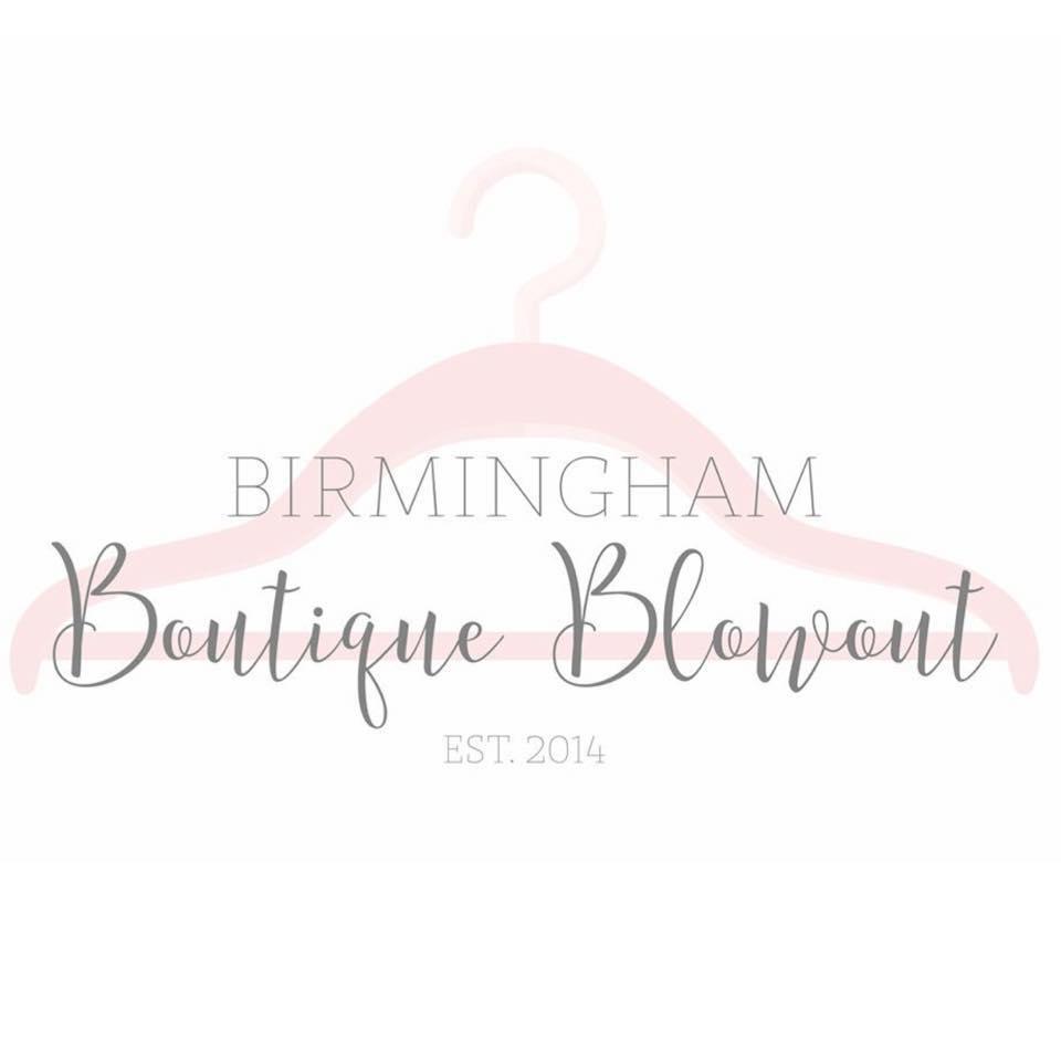 Birmingham Boutique Blowout