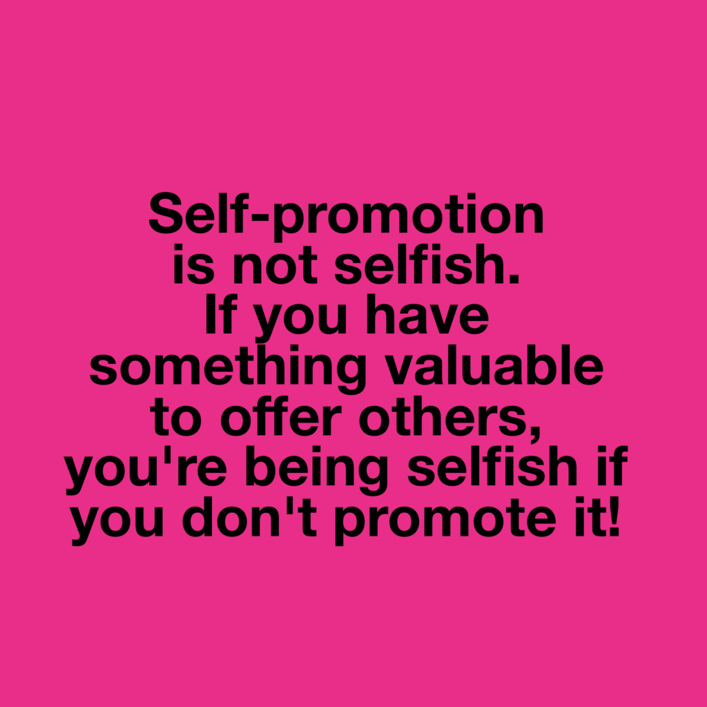 selfpromotion