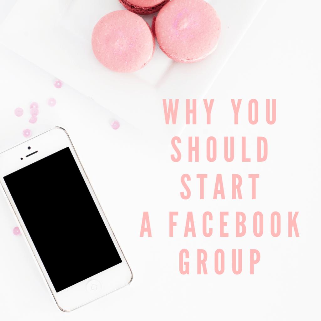 start a fb group