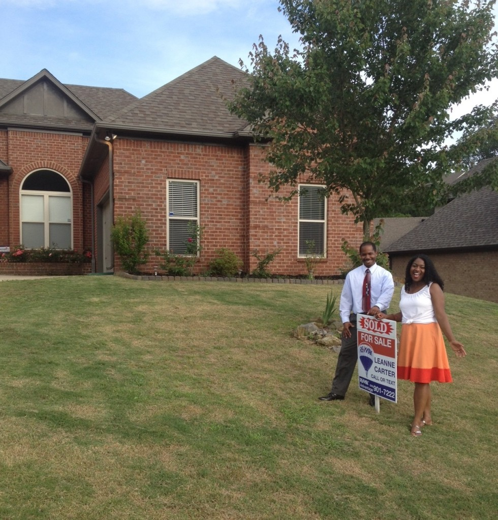 we bought a house