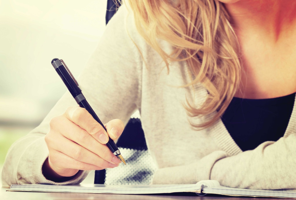 resolutions for women who write