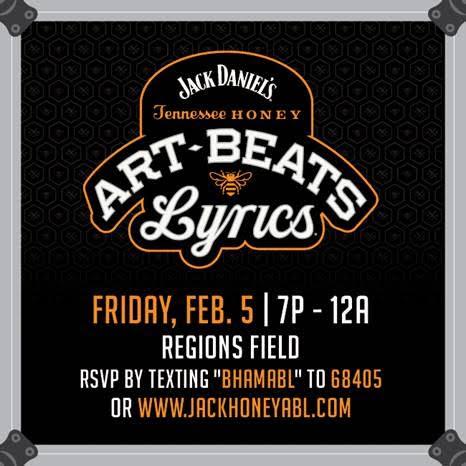 Arts, Beats, Lyrics