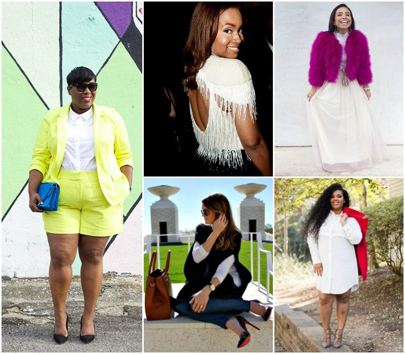 dress like a fashion blogger