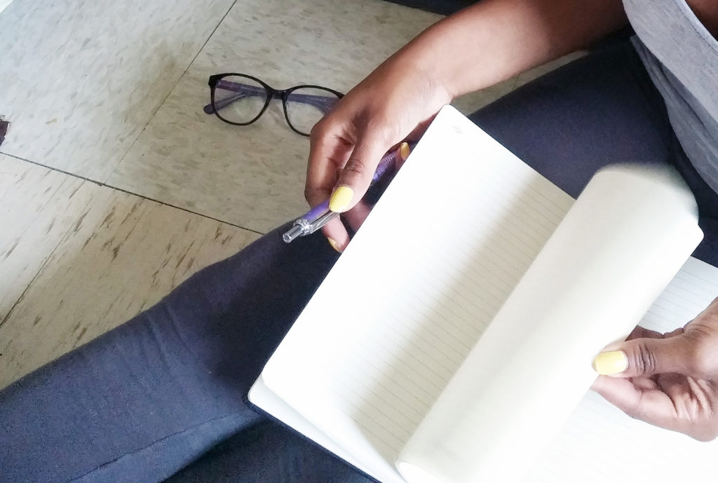 be a confident writer